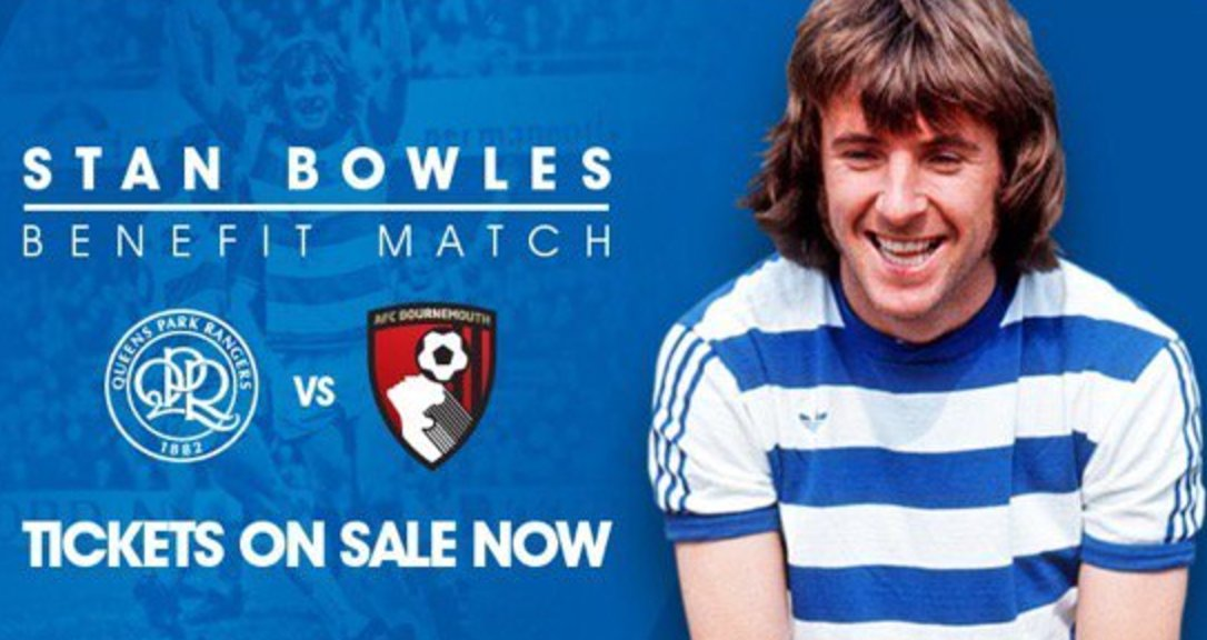 Stan Bowles Commemorative Benefit Match: More than just a game