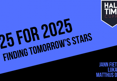 #25for2025 – Finding Tomorrow's Stars – 23-25