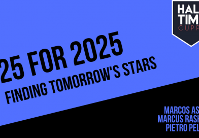 #25For2025 – Finding Tomorrow's Stars – 19-17