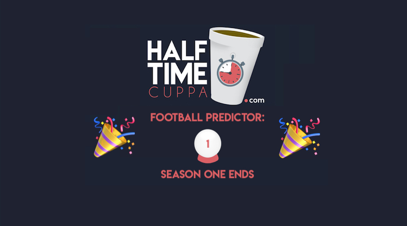 Football Predictor: Season One Ends