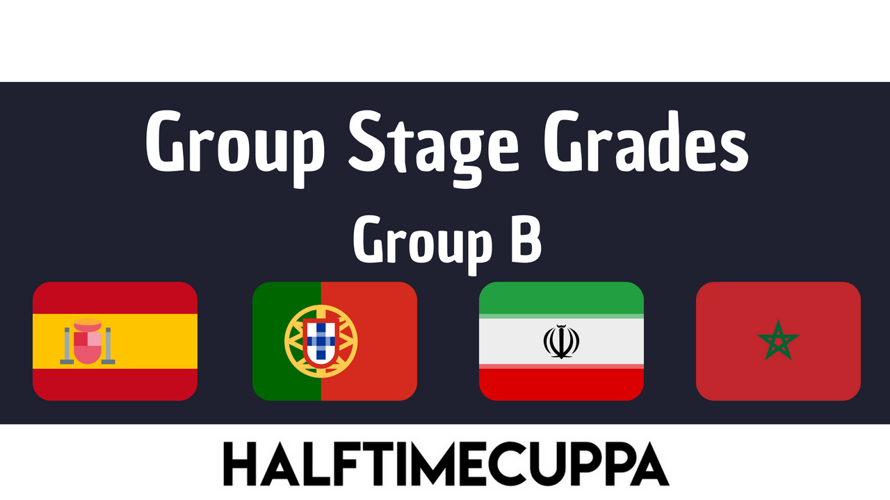 Group Stage Grades – Group B – How did your country fare?