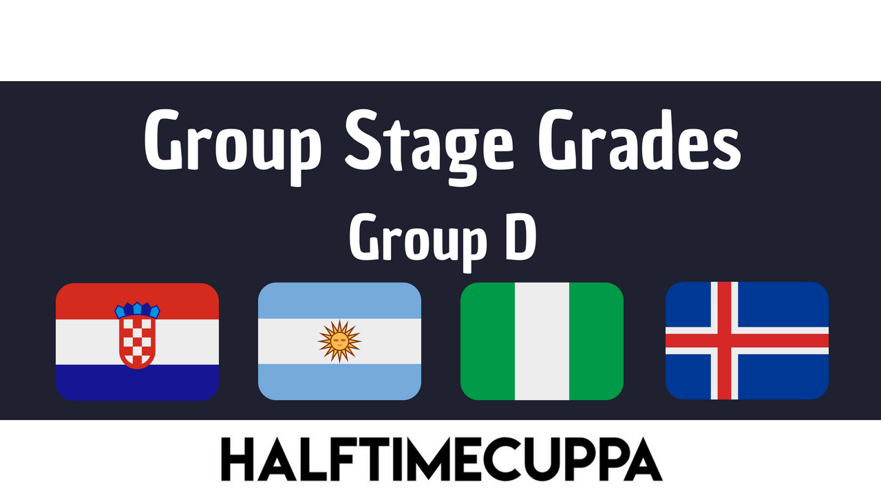 Group Stage Grades – Group D – How did your country fare?