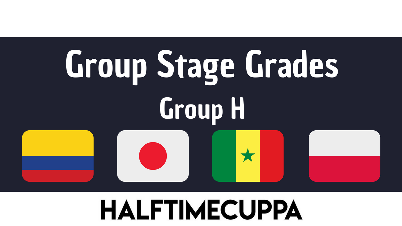 Group Stage Grades – Group H – How did your country fare?