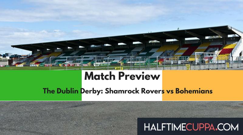 The Dublin Derby: Flares In The Fair City