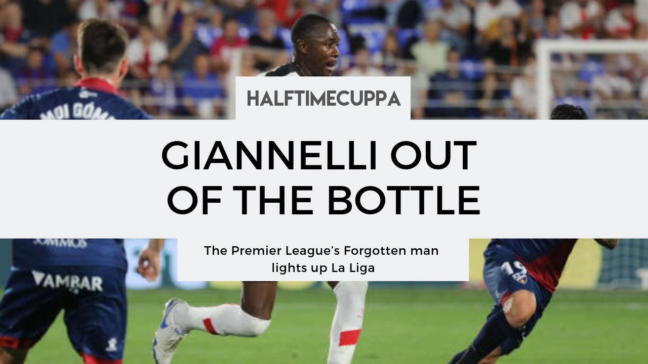 The Premier League's Forgotten man lights up La Liga