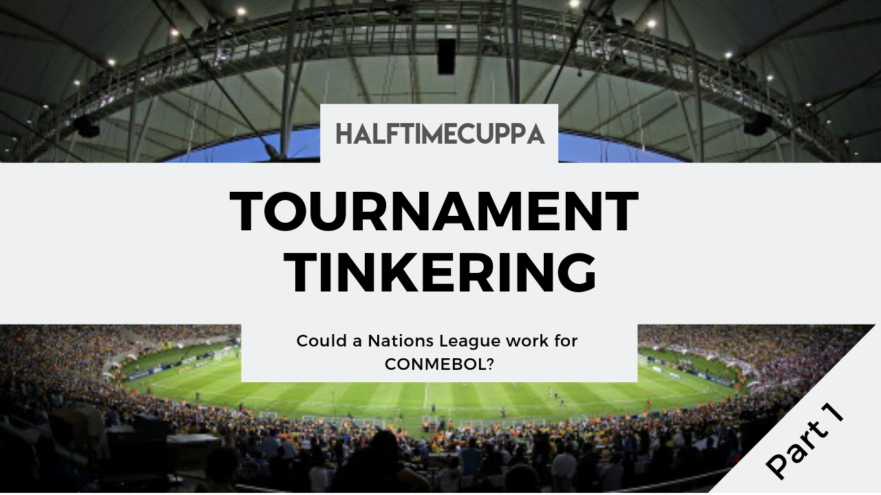 Tournament Tinkering – Part 1