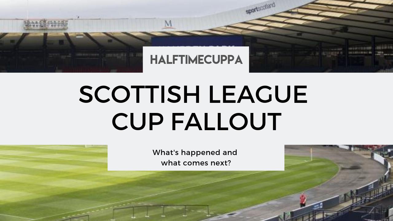 Scottish League Cup Semi-Final Fallout