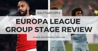 Europa League Group Stage review – Arsenal and Chelsea on their way
