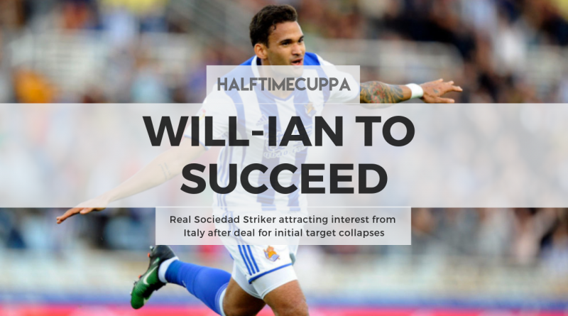 Real Sociedad Striker attracting interest from Italy after deal for initial target collapses