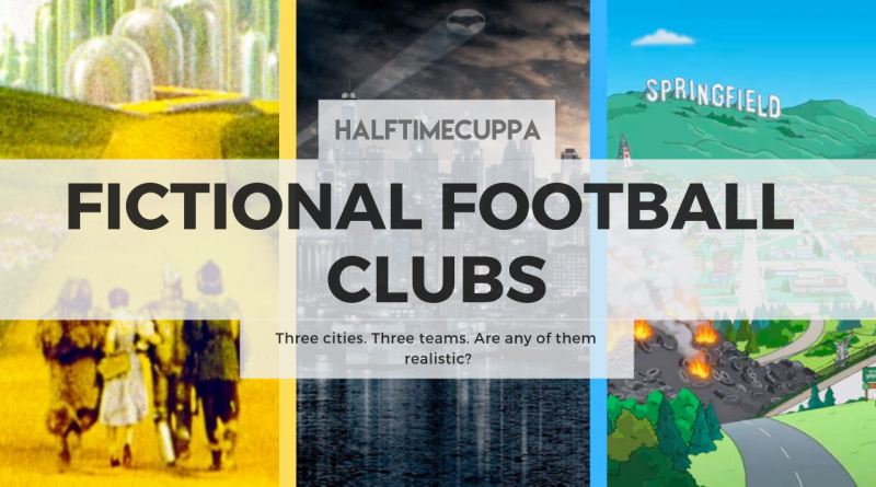Fictional Football Kits – Some of Pop Culture's best get their own football teams