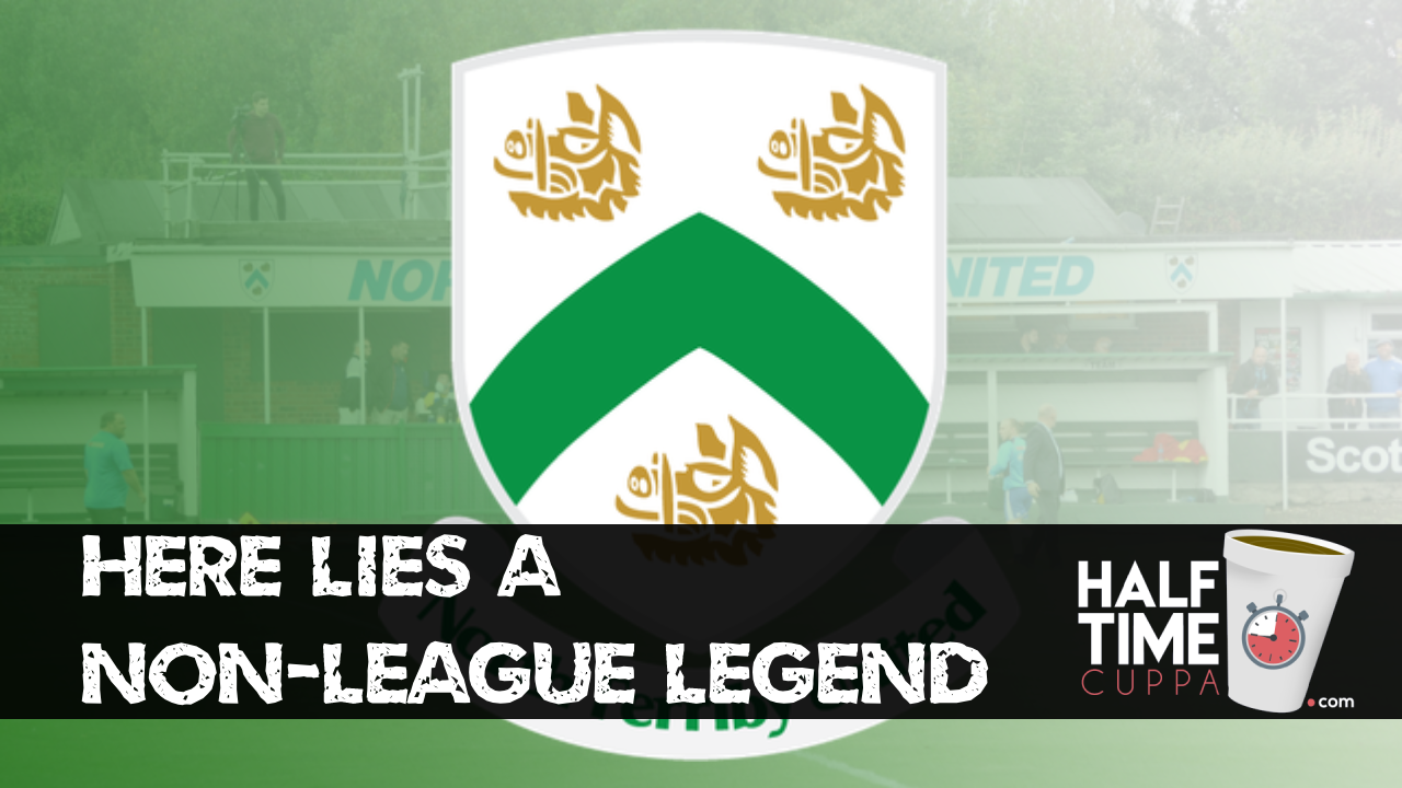 North Ferriby United – Here Lies a Non-League Legend