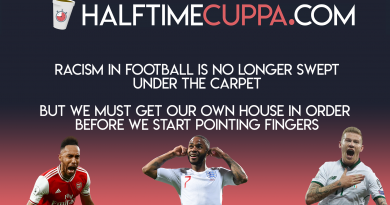 Racism In Football Is No Longer Swept Under The Carpet. But We Must Get Our Own House In Order Before We Start Pointing Fingers