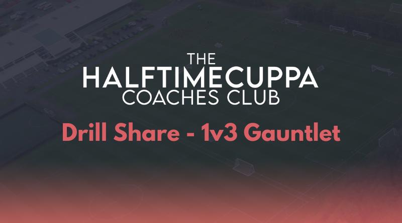 Coaches Club – 1v3 Gauntlet