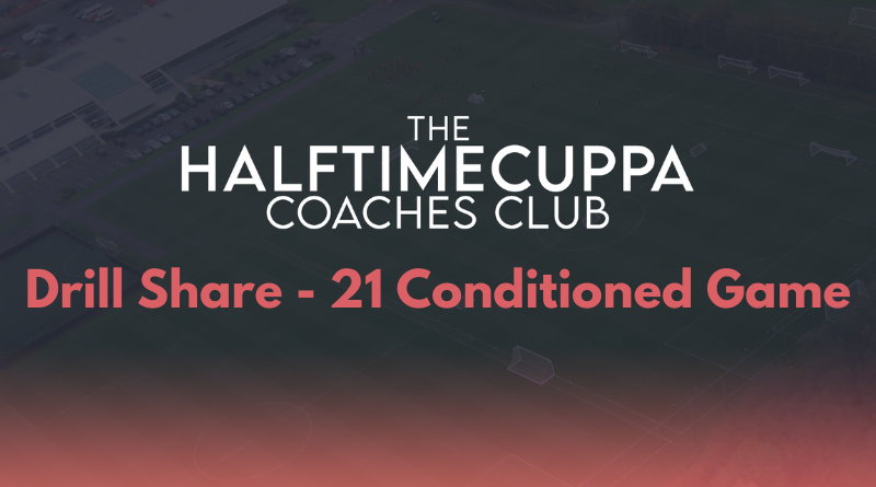 Coaches Club – 21 Conditioned Game