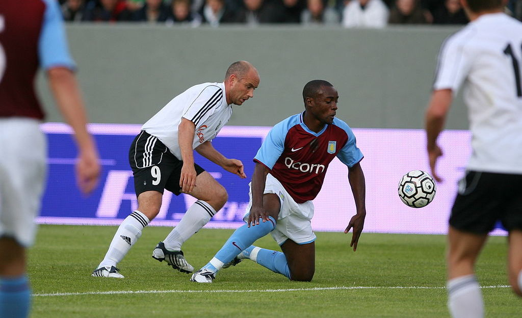 Blast From The Past – Nigel Reo-Coker (#1)