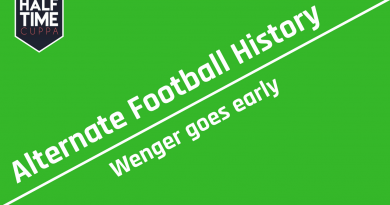 Alternate Football History – Wenger Goes Early